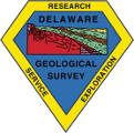 Delaware Geological Survey Logo